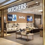 Beli sepasang kasut Skechers pada harga RM1