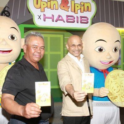 Taman tema Upin Ipin dibuka di Johor pada 2022