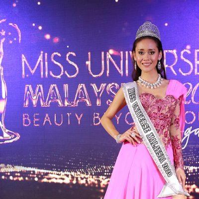Gadis Sarawak dinobat Ratu Malaysia Universe 2020