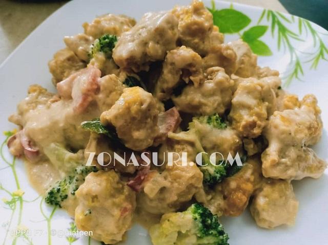 Resipi butter chicken paling mudah dan enak