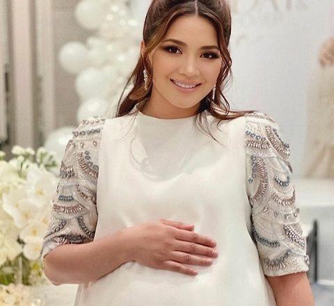 Fazura selamat lahirkan bayi perempuan, dedah nama selepas 7 hari
