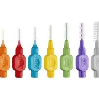 Berus Interdental jadikan gigi lebih bersih