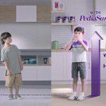 PediaSure Growth Cam bantu ibu kesan anak bantut