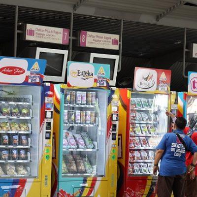 Atlas Vending bantu pengusaha dengan Sapot SME